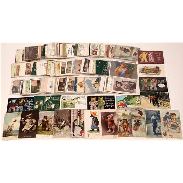 Postcard Collection: Hundreds of Bears  [139962]