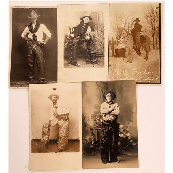 Cowboy RPC's (5)  [140493]