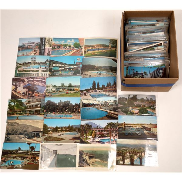 Post Cards of Swimming Pools  [137747]
