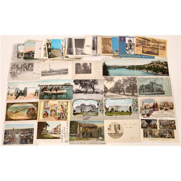 East Coast Postcard Collection  [130420]