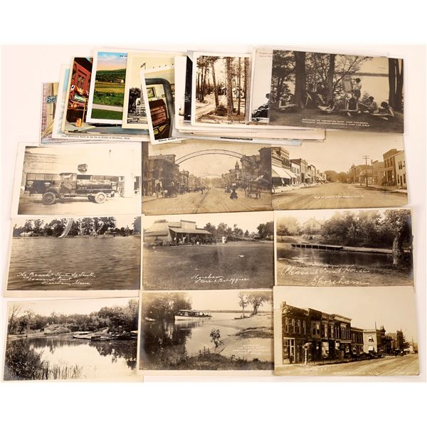 Great Lakes Postcard Collection   [130421]