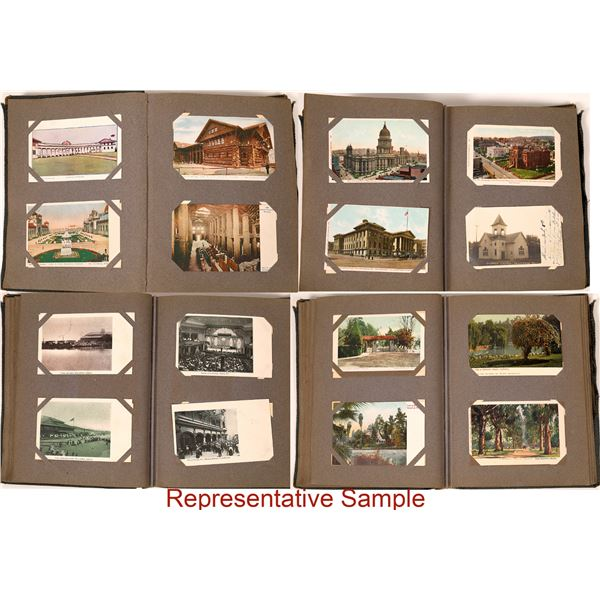 Pioneer Postcard Album  [137987]