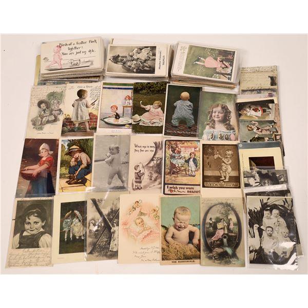 Postcard Collection: Children  [139969]
