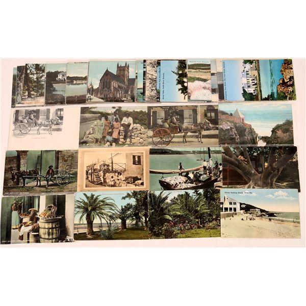 Postcard Collection: Vintage Bermuda Cards  [136206]