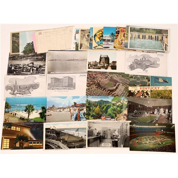 Southern Postcard Collection  [130422]