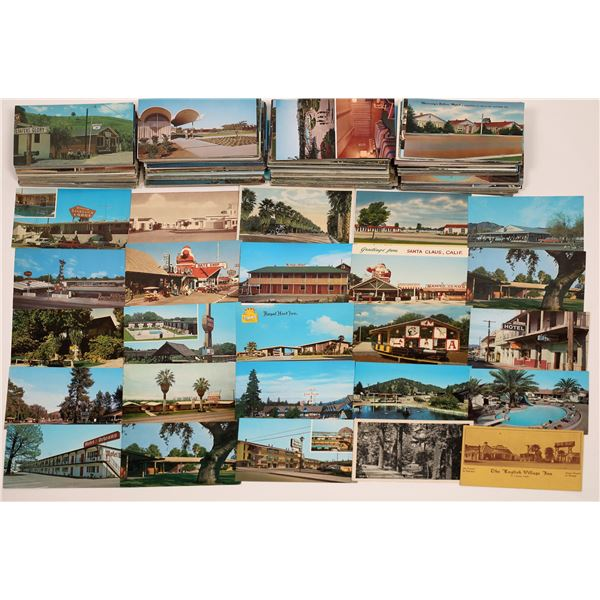 American Roadside Post Card Collection (330+)  [141149]