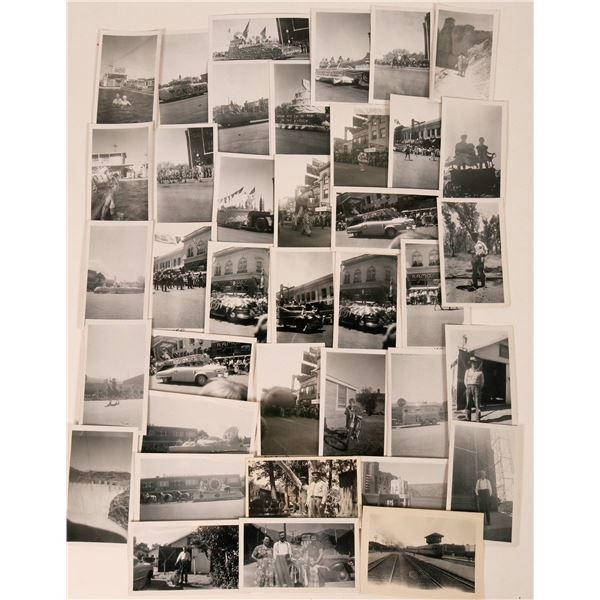 Reno & Other Nevada Photos, c.1950s  [138170]