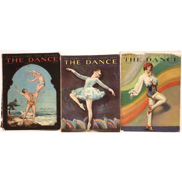 The Dance Magazine (3)  [139281]