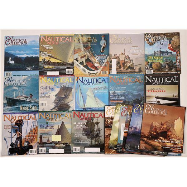 Miscellaneous Nautical Magazines  [139076]