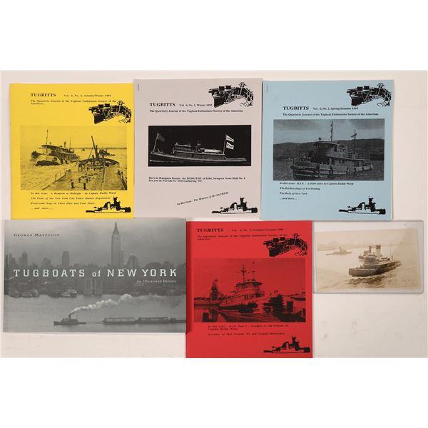 Tugboat Publications (2)  [139075]