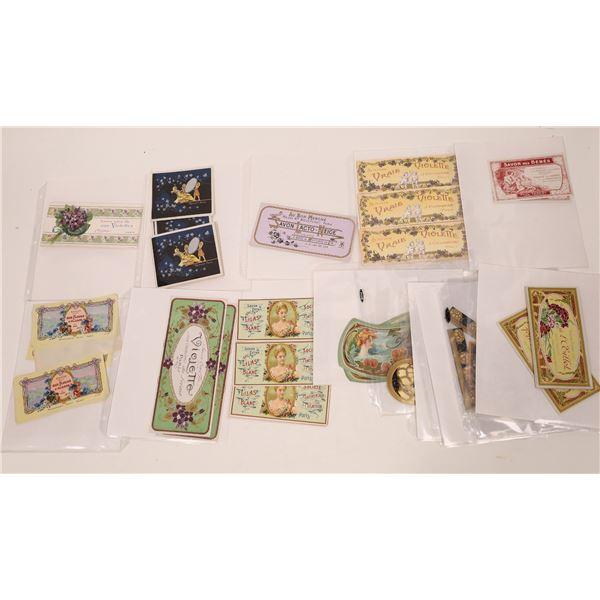 Art Nouveau French Label Collection  [140048]