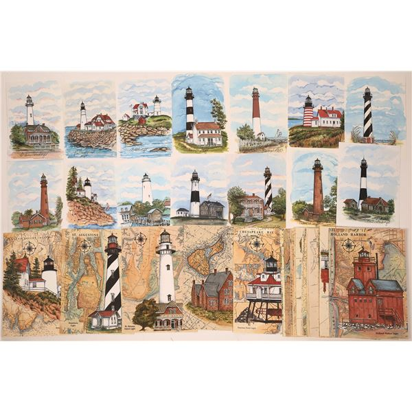 Great American Lighthouses  [139073]