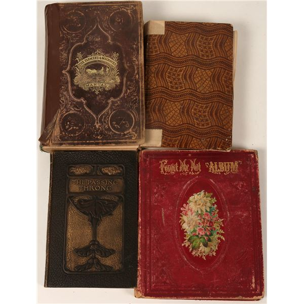 Webster Books (Miscellaneous) (4)  [138925]