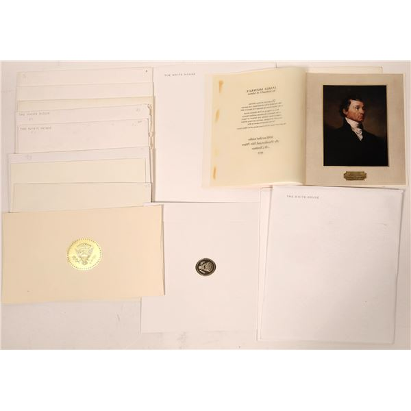 White House Christmas Card Collection (14)  [139798]
