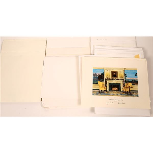 White House Christmas Card Collection (39)  [139800]