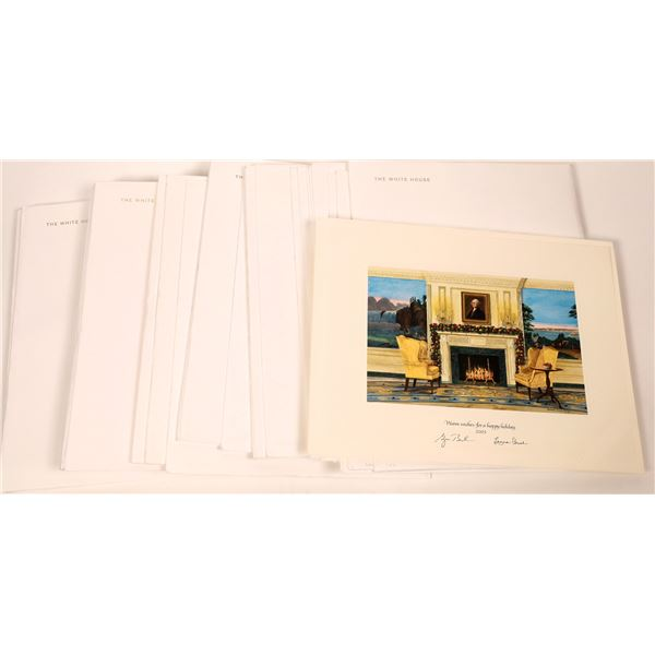 White House Christmas Card Collection, Bush 2003 (32)  [139802]
