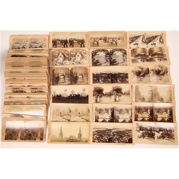 Stereo View Card Collection: J. F. Jarvis Publisher  [139766]