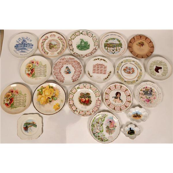 Souvenir Plates  [138296]