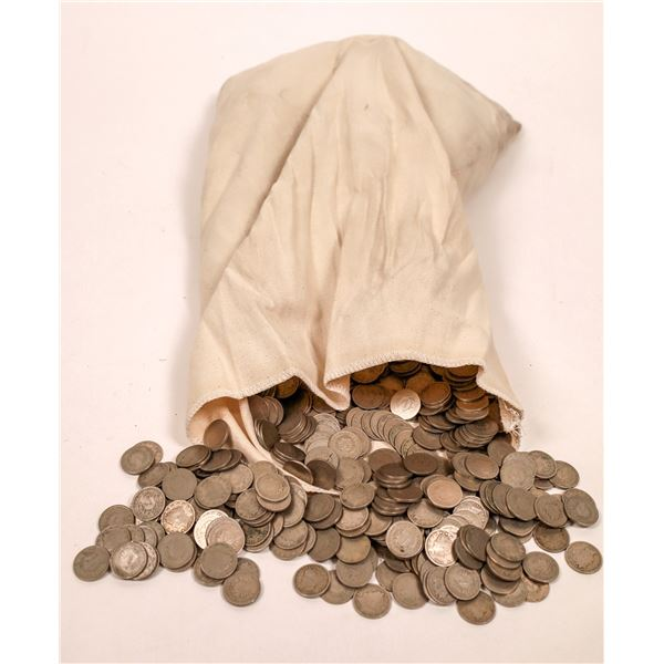 Liberty Nickel Bag (4060)  [139275]