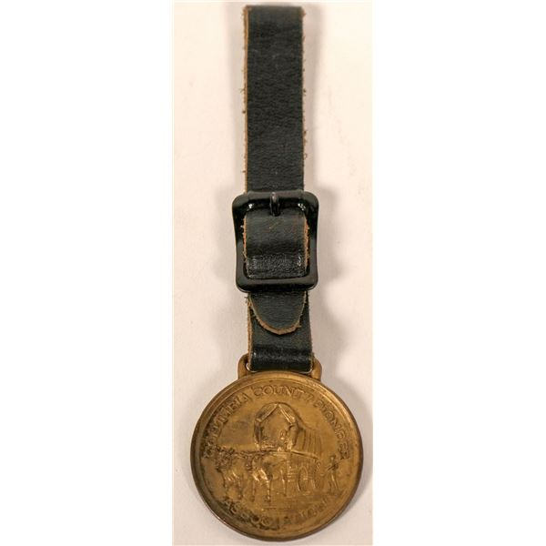 St. Helens Medal FOB for the Columbia County Pioneer Association  [137818]