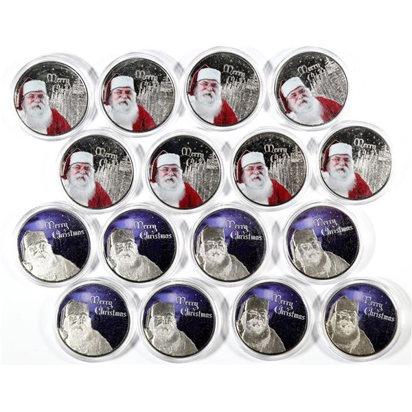 Merry Christmas Coins  [136181]
