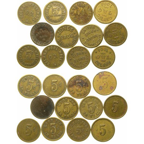 Delano Token Collection  [138200]