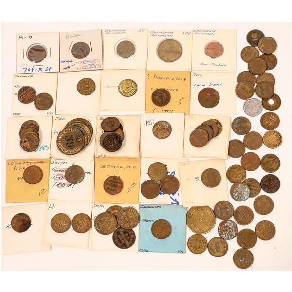 Sacramento Duplicate Token Collection  [138733]