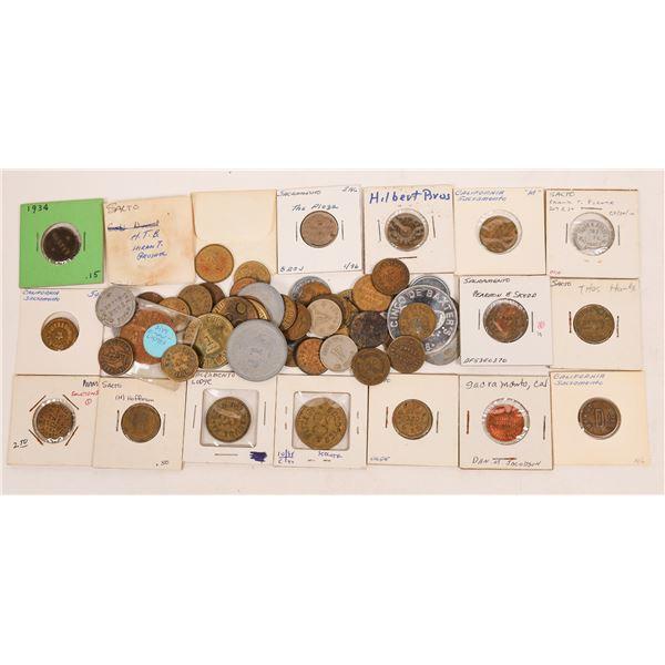Sacramento Token Collection  [138734]