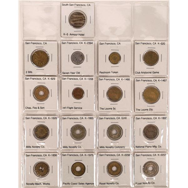 San Francisco Token Collection  [136170]