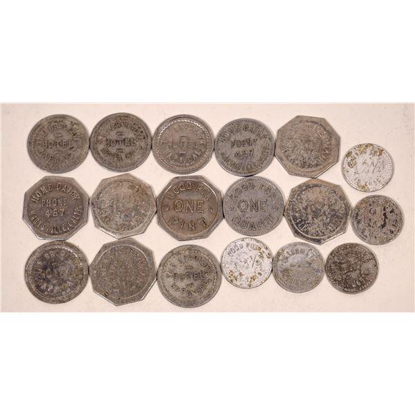 Aluminum Token Group  [139399]