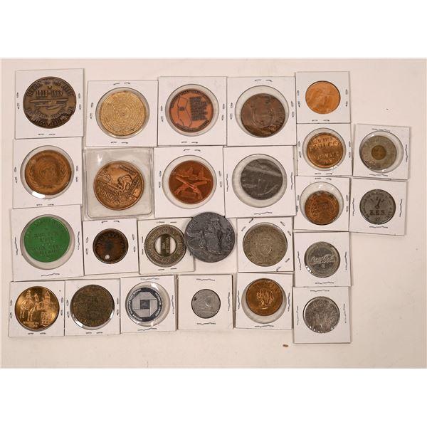 Miscellaneous Token Collection  [139391]