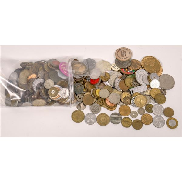 Unsorted Bag of Tokens  [138727]