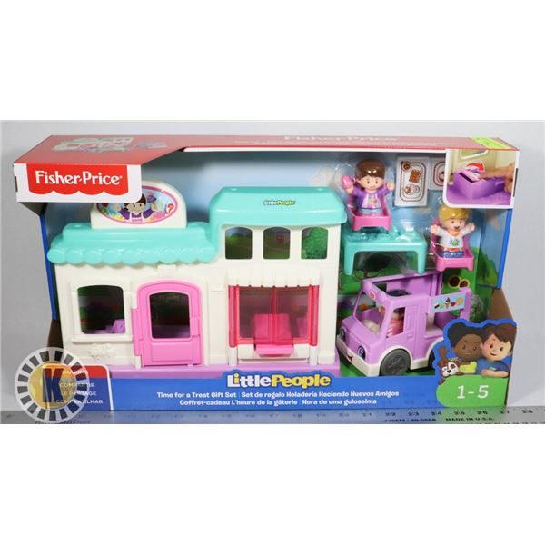 NEW FISHER PRICE: LITTLE PEOPLE,