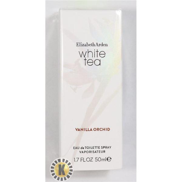 ELIZABETH ARDEN WHITE TEA: VANILLA ORCHID 50ML