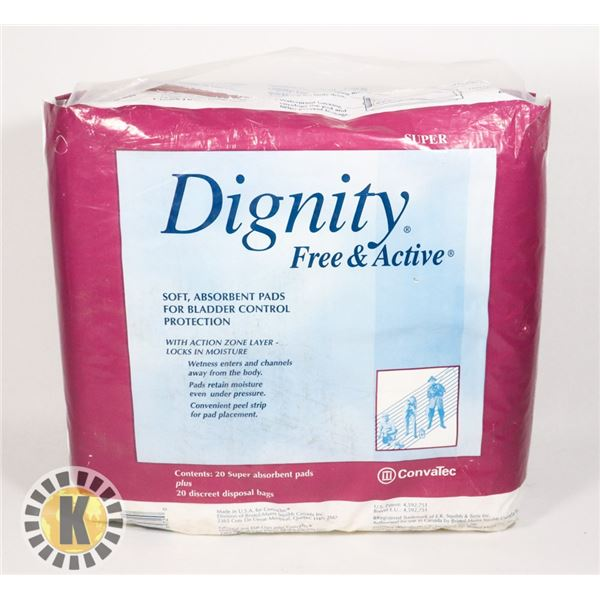 NEW PACK OF DIGNITY