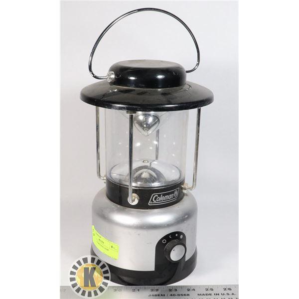 COLEMAN CORDLESS LAMP