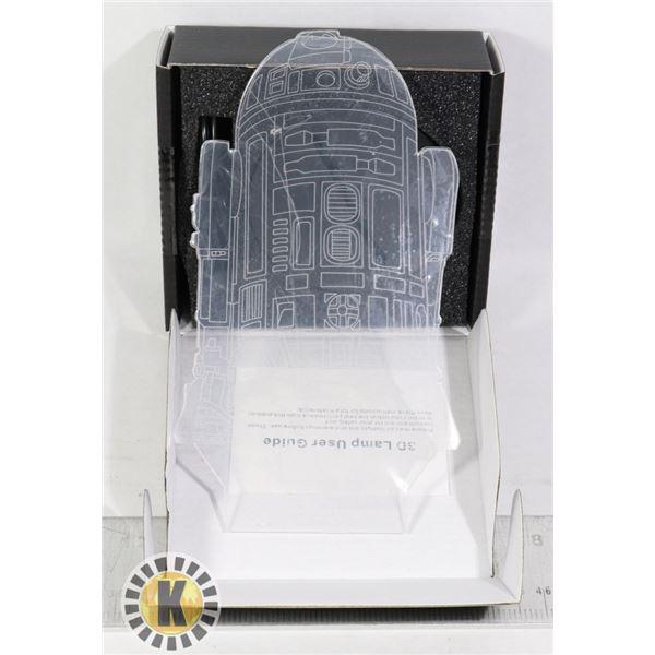 3D LAMP KIT- STAR WARS DESIGN
