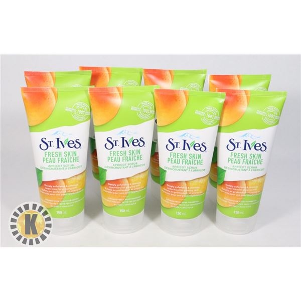 BAG OF ST. IVES EXFOLIATION PRODUCT