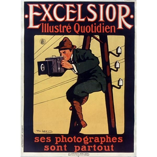 Excelsior Affiche