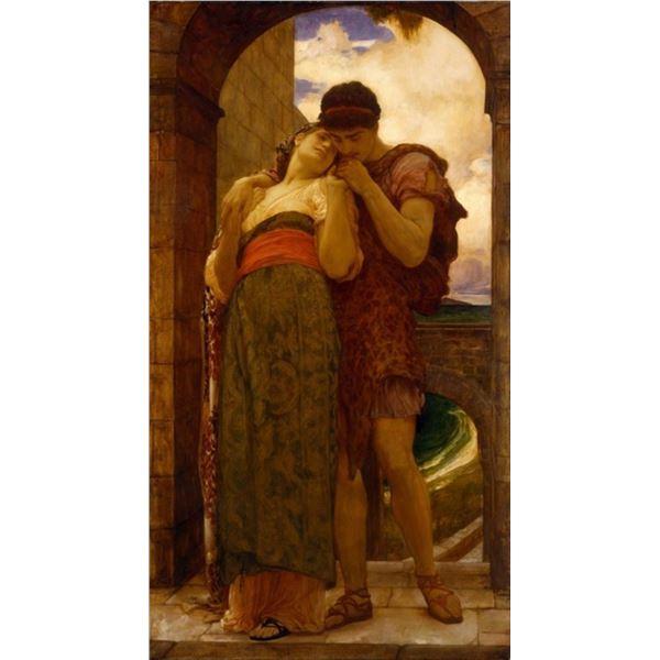 Frederic Leighton - Wedded