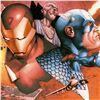 Image 2 : Civil War #1 by Marvel Comics