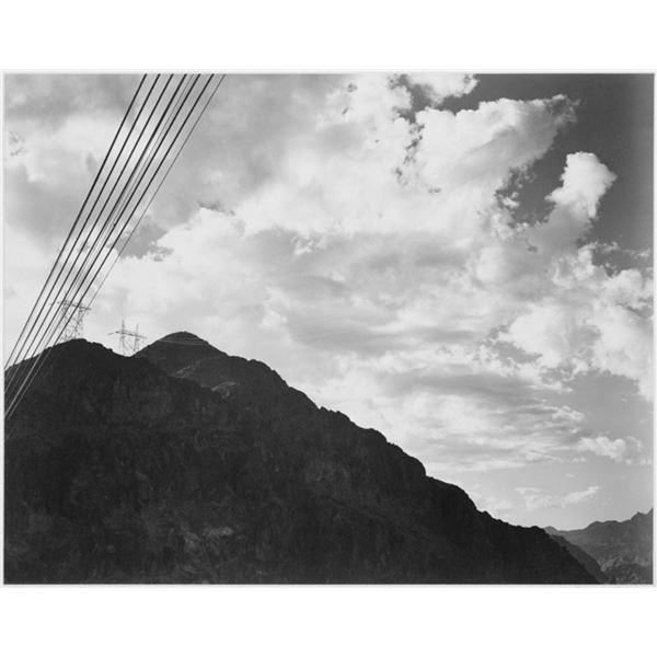 Adams - Boulder Dam Lines