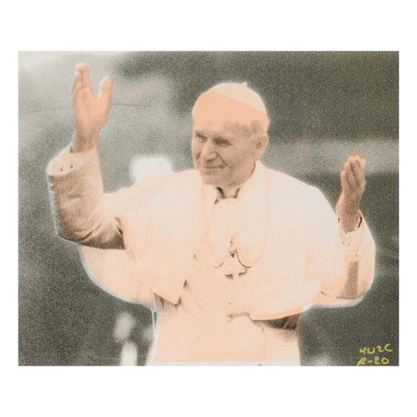 "The Pope by ""Ringo"" Daniel Funes"