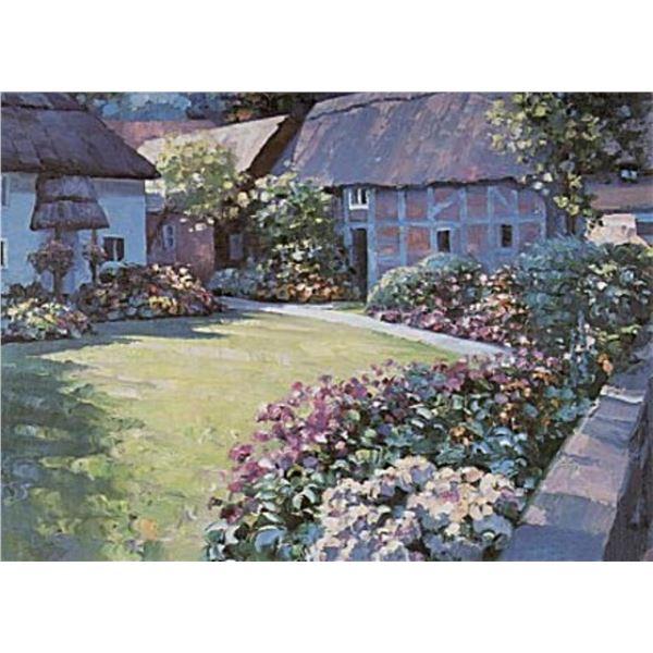 English Garden by Howard Behrens