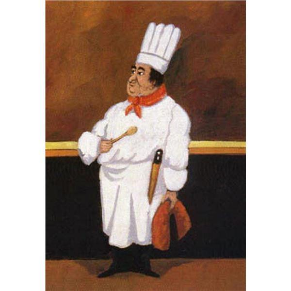 Chef Albert by Guy Buffet