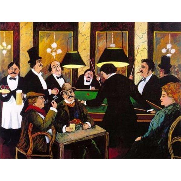 Billiards by Guy Buffet