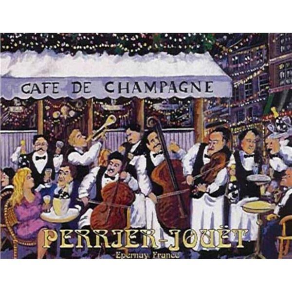 Cafe de Champagne by Guy Buffet