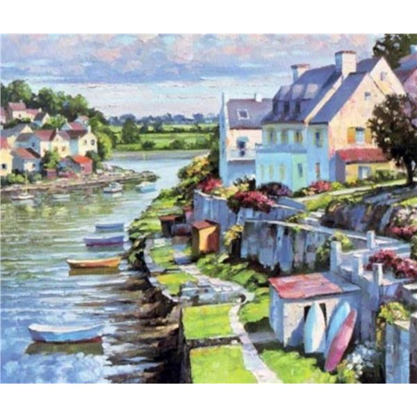 Normandy by Howard Behrens