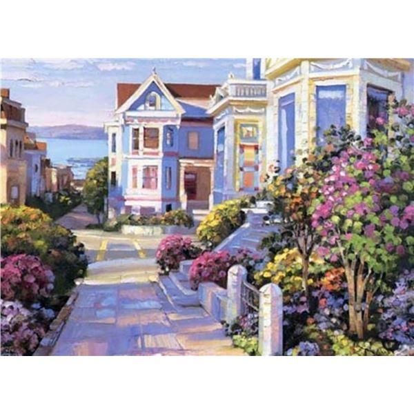 Grove Street, San Francisco by Howard Behrens
