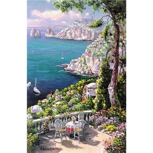 Capri Treasure by Sam Park